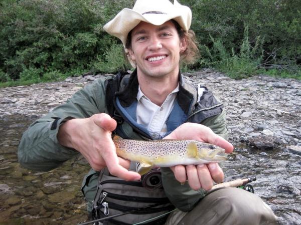 matt brown trout